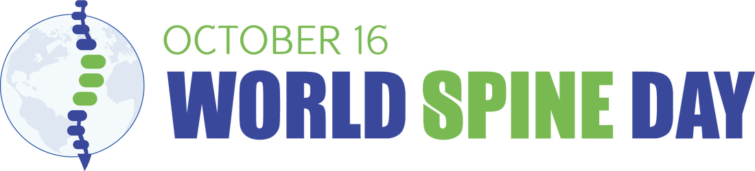 World Spine Day logo