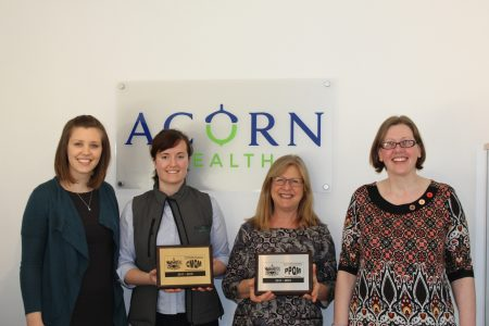Acorn Health award clinic chiropractic national awards healthcare cognitive behavioural therapy acupuncture homeopathy hypnotherapy counselling massage CBT chiropractor physiotherapy osteopathy health wellness massage counsellor back pain neck pain Hampshire Emsworth Sussex Chichester Portsmouth Southampton