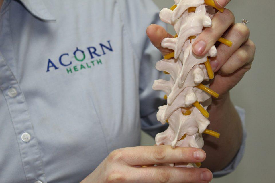 chiropractor chiropractic Philippa oakley emsworth mckernan Hampshire