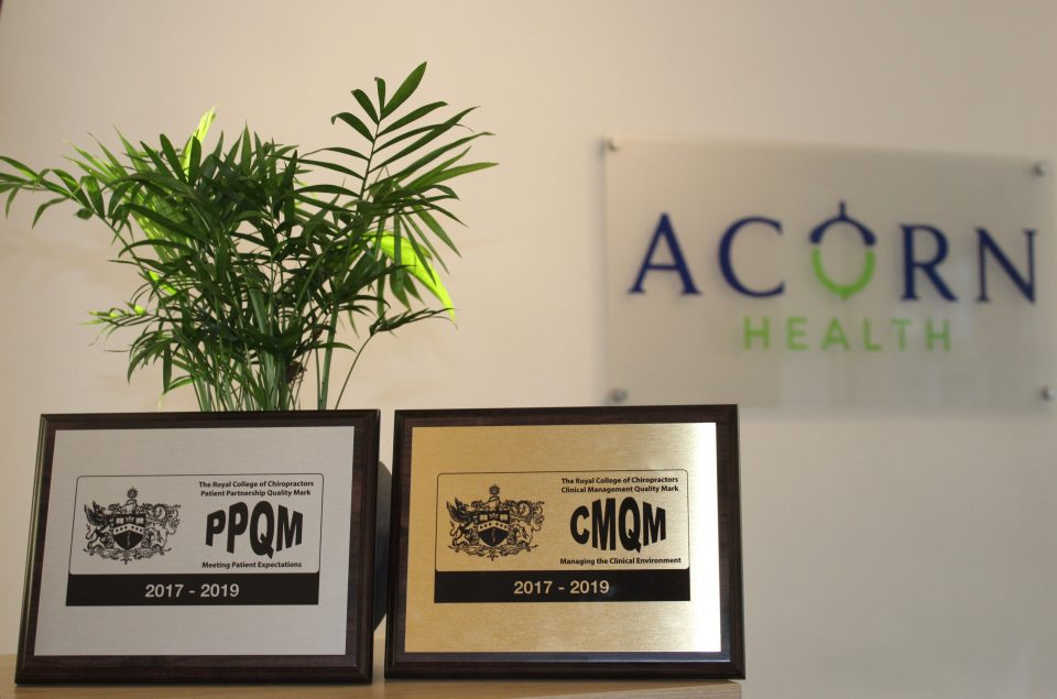 Acorn Health award clinic chiropractic healthcare cognitive behavioural therapy acupuncture homeopathy hypnotherapy counselling massage CBT chiropractor physiotherapy osteopathy health wellness massage counsellor back pain neck pain Hampshire Emsworth Sussex Chichester Portsmouth Southampton
